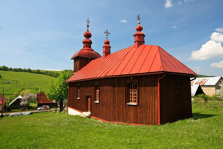 Kostolík vo Varadke