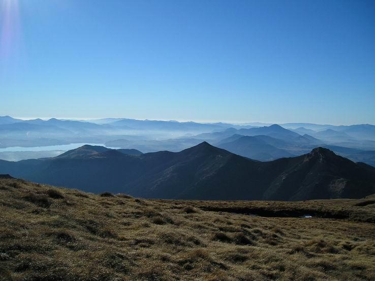 Pohoria stredného Slovenska