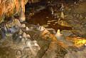Važecká jaskyňa - jazierko v Jazernej sieni