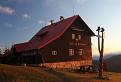 Dobré ráno na chate pod Borišovom