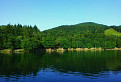 jazero na Počúvadle