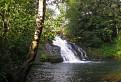 Vodopád v Sopotni Wielkiej