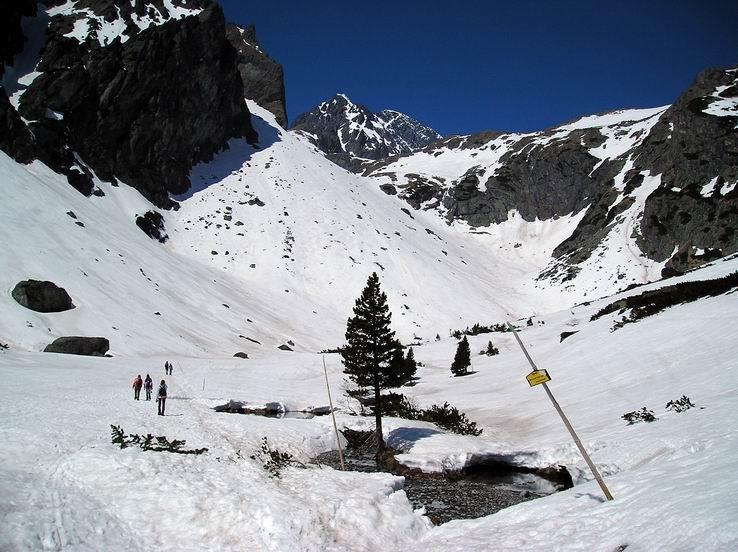 Malá Studená dolina II.