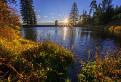 Ráno na tajchu OtterGrund