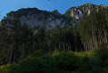 Hlásna skala v Monkovej doline.