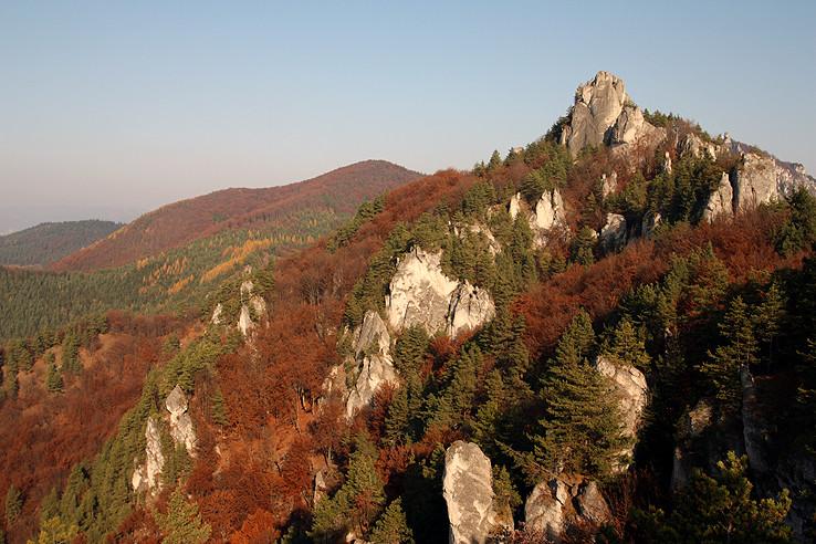 Schovaný hrad