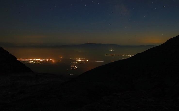 Noc v kotline