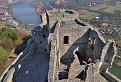 Z hradu Strečno