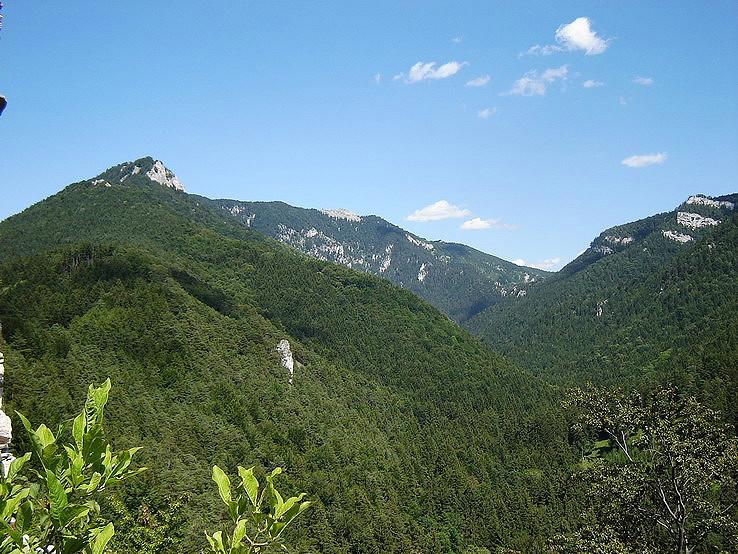 Ale je krásne na horách ll.