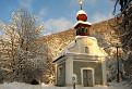 kaplnka v Medených Hámroch