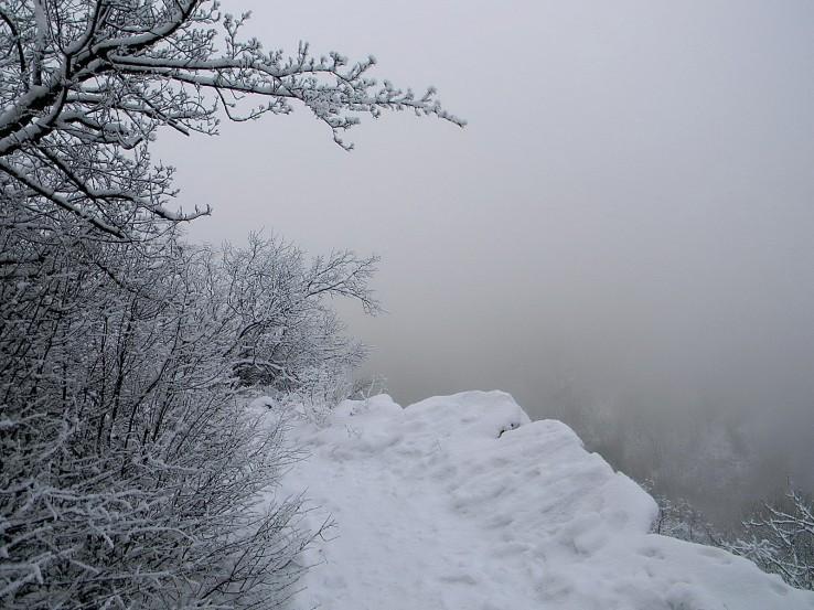 Hmla pod Krahulčími vrchmi