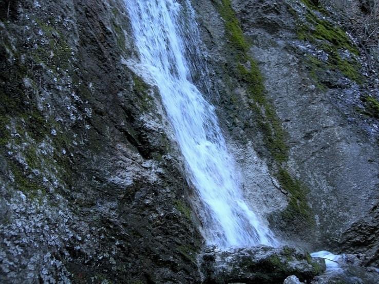 Vodopád Hlboča