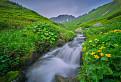 Vodopád v Bystrej Doline