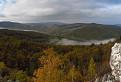 pochmúrne ráno na Oselnom vrchu