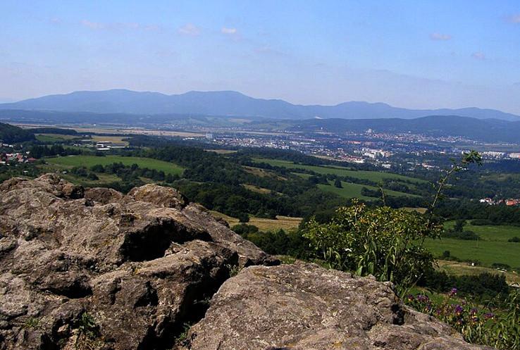 Výhľad z Hrádku