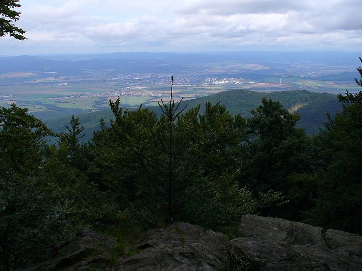 Vyhliadka Dr. Bundalu (960 m)