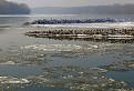 Ladovy sutok Dunaja a Moravy