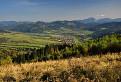 Jeseň nad Bystrickou dolinou