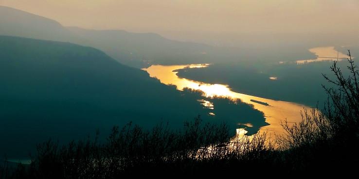 klukaty Dunaj