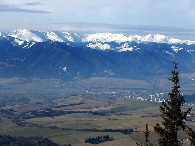 Z Holého vrchu