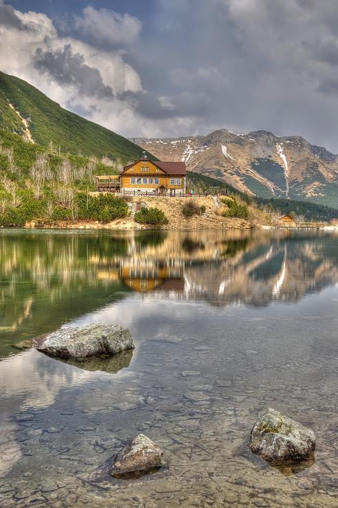 Na brehu tatranskom