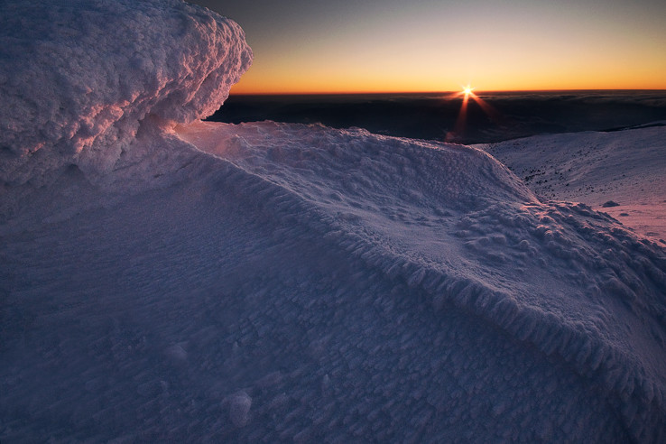 Zapad slnka na Kralovej holi II