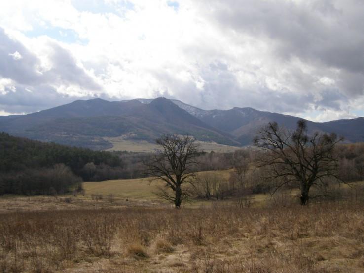 Krajina pod Rokošom 1010 m.n.m
