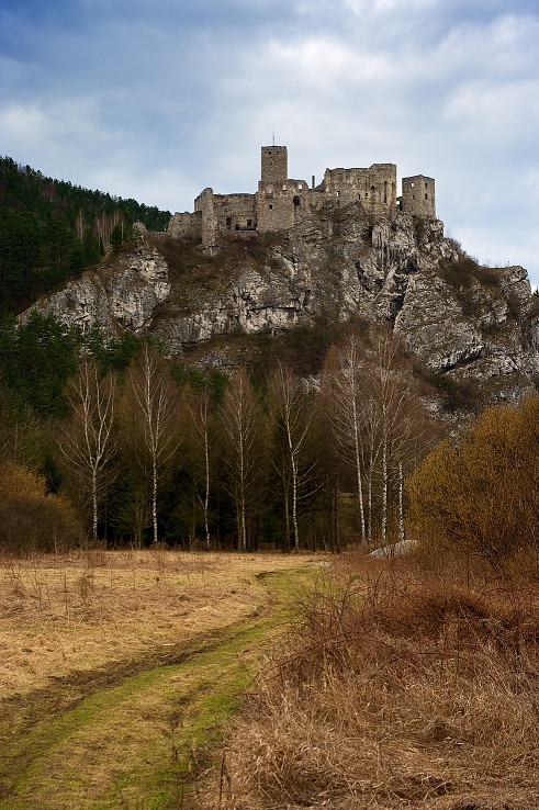 Cestou necestou na Strečniansky hrad