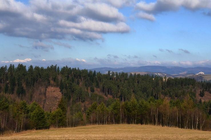 Od Tatier po Spišský hrad