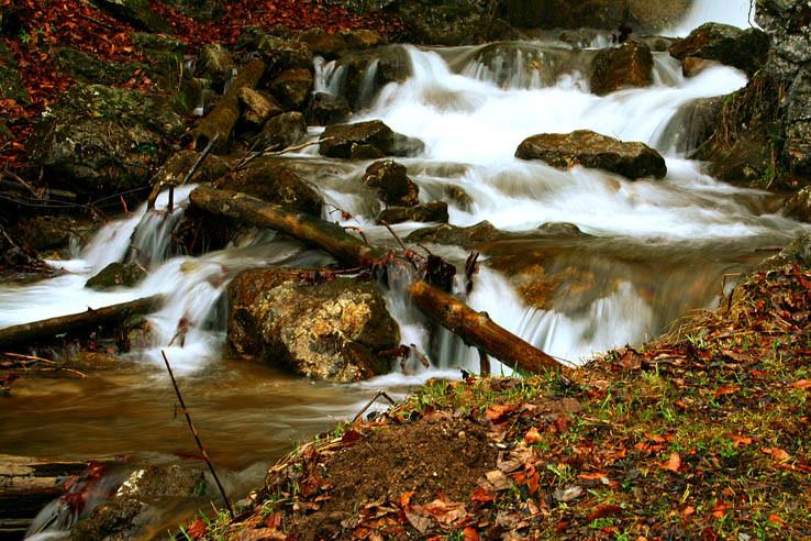Potok pri Muranskej Hute