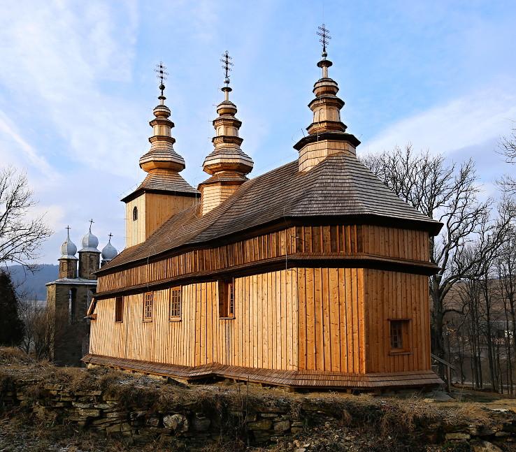 Kostolík v Radoszyciach