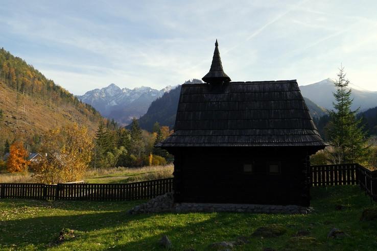 Nad Tatranskou Javorinou III