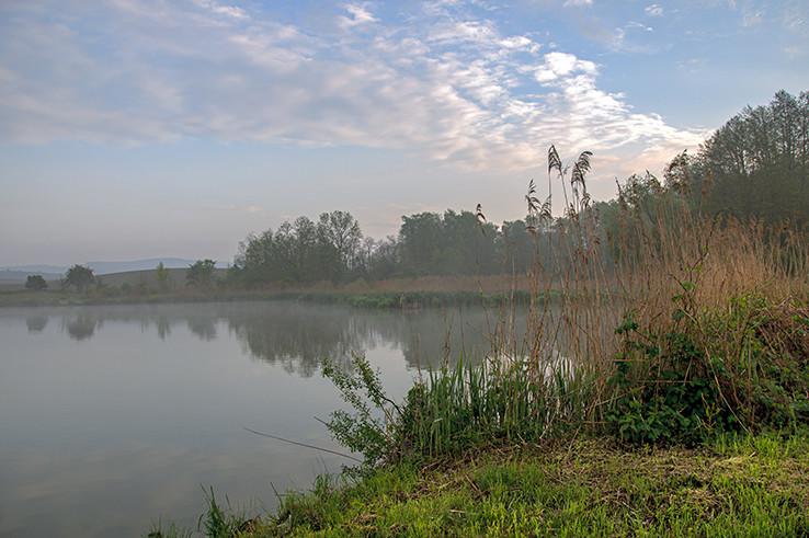 Vodná nádrž Koválov