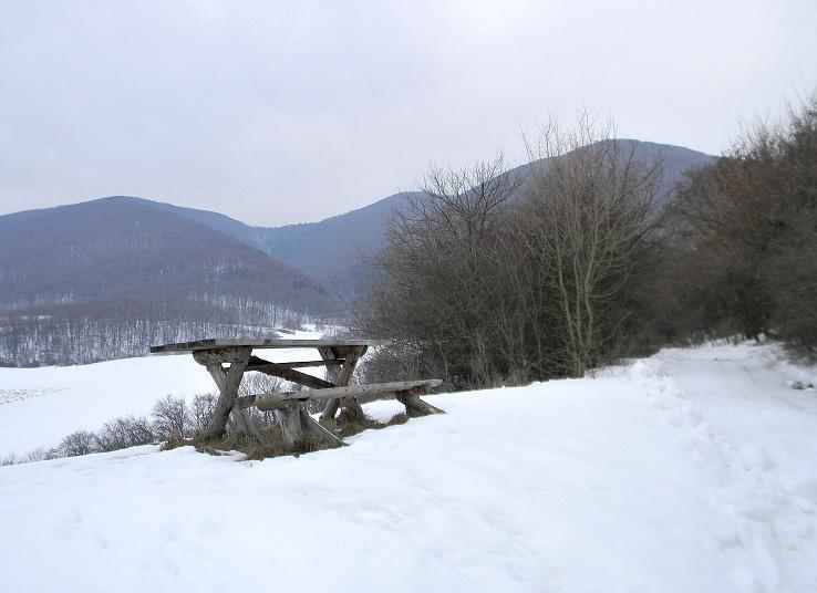 Drietomská lavička