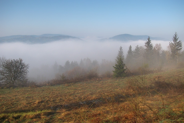Jarné hmly kysucké