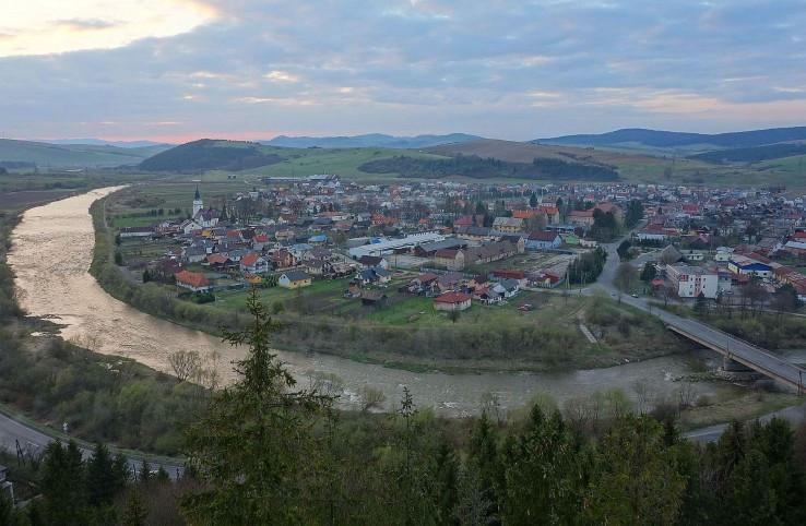 Na hrade Plaveč