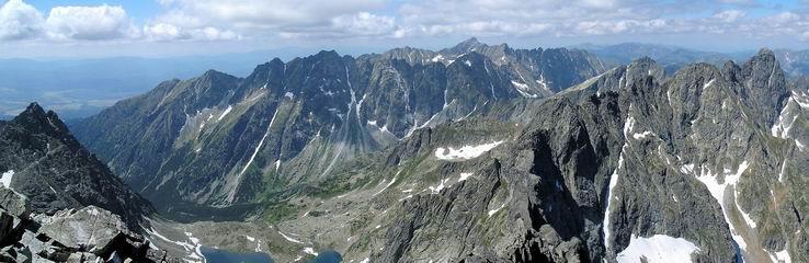 Na vrchole Rysov II.