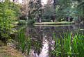 Ostrov lásky v anglickom parku v Mošovciach