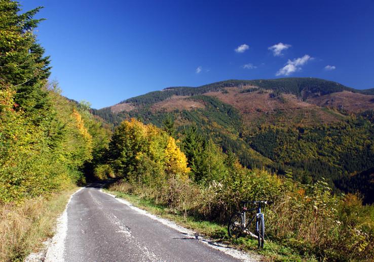 Cesta na Priehybu