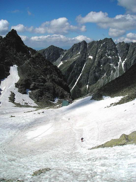 Tatranský ľadovec :-)