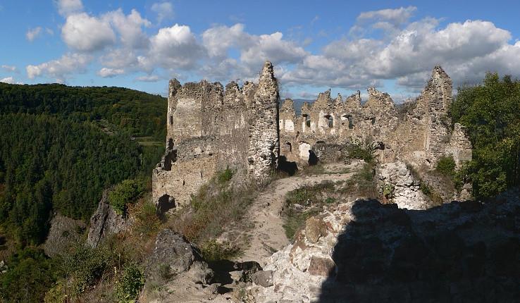 Na hrade Šašovom