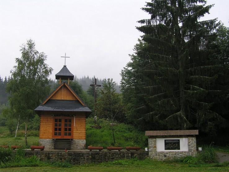 Kaplnka v Harvelke