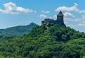 hrad Šomoška a hrad Salgó