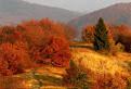 farebným Čergovským pohorím