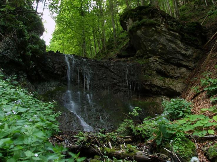 Vodopád Blatná ( Blatné )