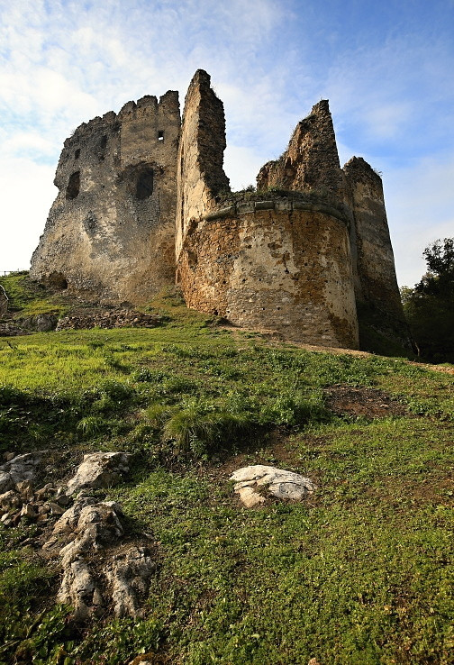Na hrade Čičva