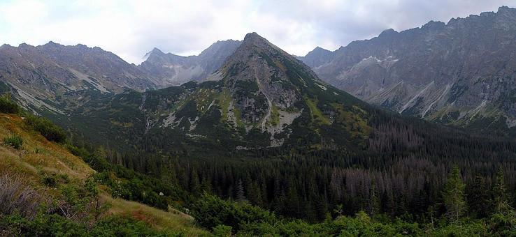 Záver Kôprovej doliny