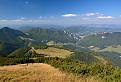 Výhľady z Poludňového grúňa (1460 m ).
