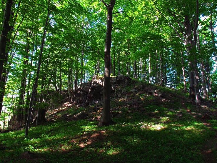 Jaseňová skala