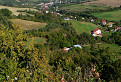 Výhľad z Lazovskej skaly